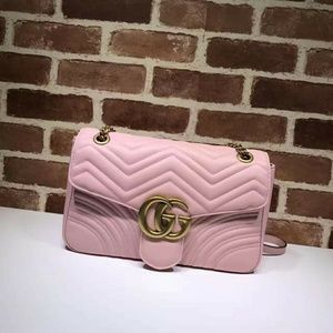 Gucci Marmont Leather bags